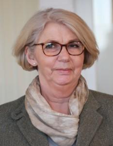 Bild på föreläsaren Annika Graflund