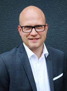 Bild på föreläsaren Pontus Atterfors
